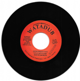 SALE ITEM - David Jahson - Judgement Day / Version (Watadub) 7""